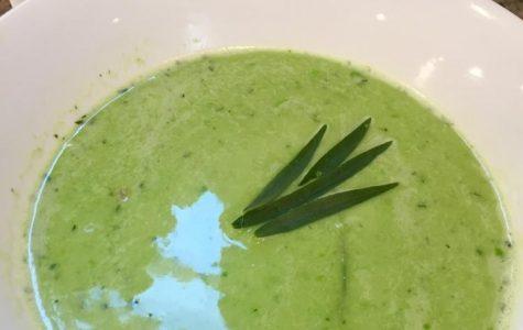 Petite Pea Soup