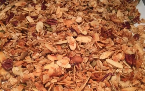Maple-Pecan Granola