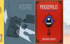 If You're Looking for a Hero: Four Graphic Novels to Read