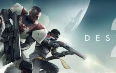 Destiny Calls:  The Release of Destiny 2
