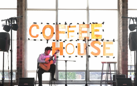THS's 10th Annual Coffeehouse