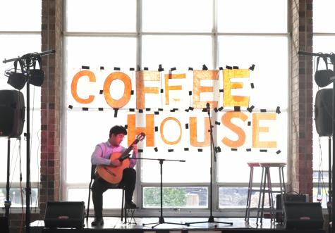 THS's 10th Annual Coffeehouse
