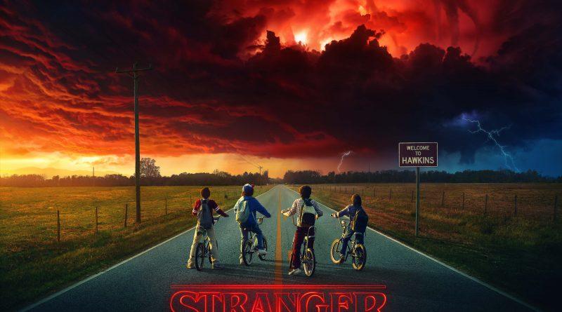 Halloween Week Activity? New Stranger Things Season Releases