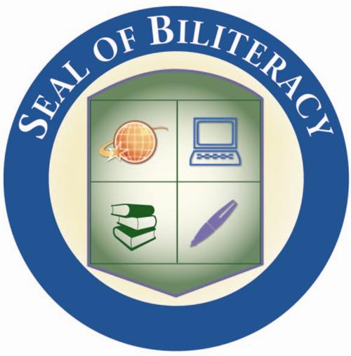 The Seal of Biliteracy.