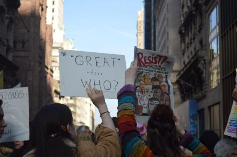The Womens March: A Year in Action