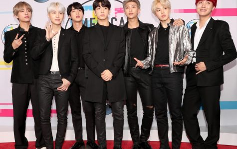 International Stars BTS Taking On America