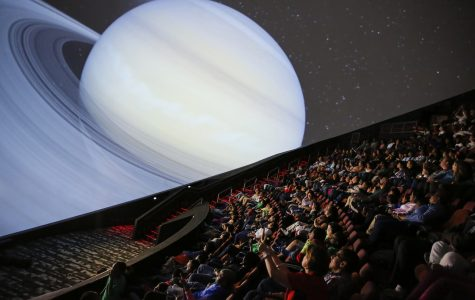 A New Planetarium at the Liberty Science Center