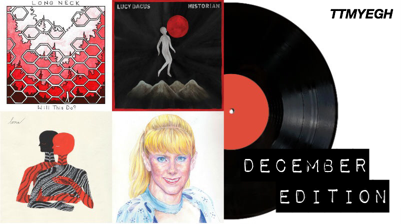 Things That Make Yours Ears Go Hmm: December Edition