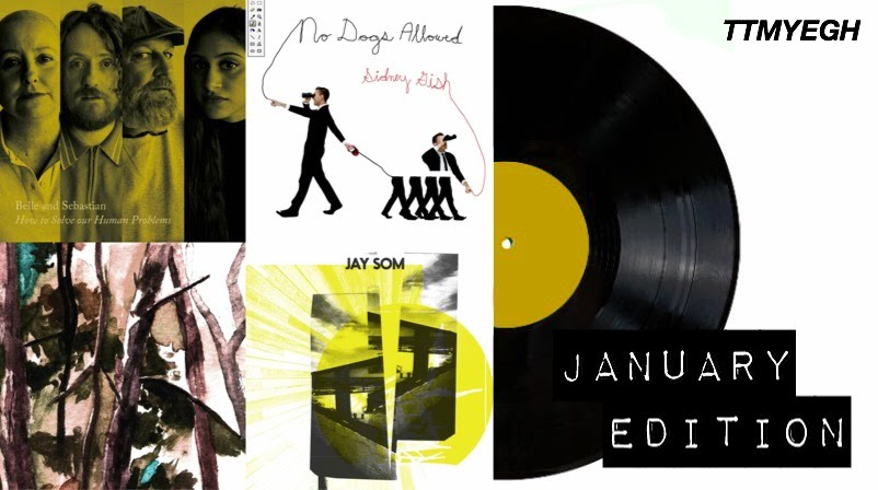 Things That Make Your Ears Go Hmm: January Edition