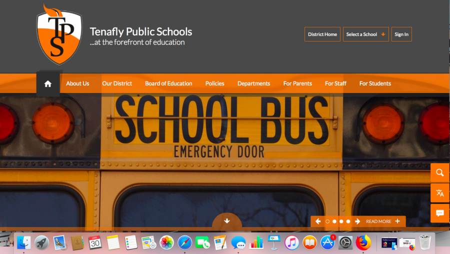 Chic, Sleek, and Tweaked: Welcome to the Redesigned School Webpage