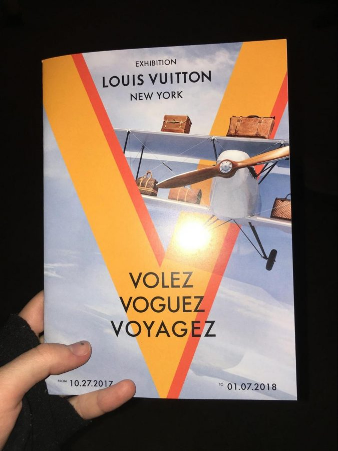 Volez, Voguez, Voyagez---Louis Vuitton Exhibition