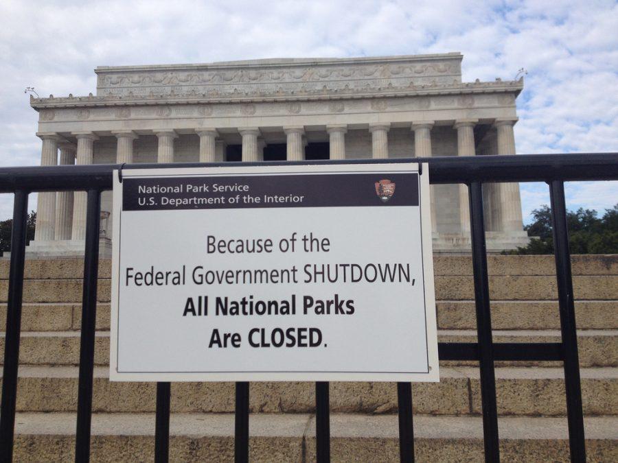 The Three-Day Shutdown