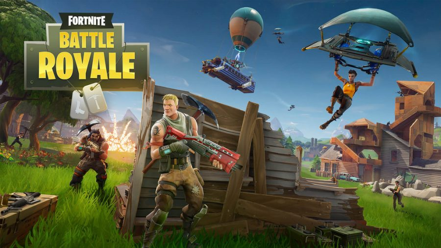 Fortnite Battle Royale: Gaming's Newest Trend