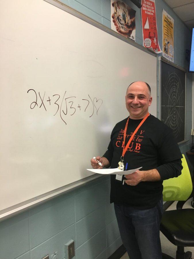 Mr. Yanniotis