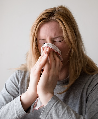 Sickness Strikes Tenafly: Ways to Get Through the Flu