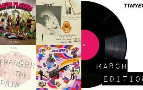 Things That Make Your Ears Go Hmm: March Edition
