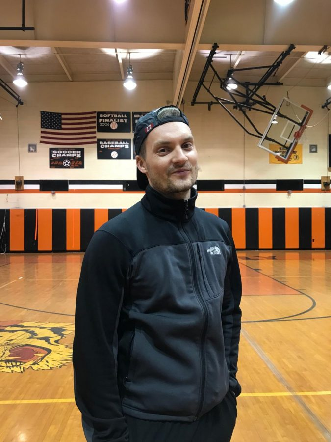 Welcome to the Team: Varsity's New Assistant Coach