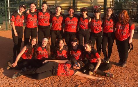 Girls Softball Team Goes South for Spring Training