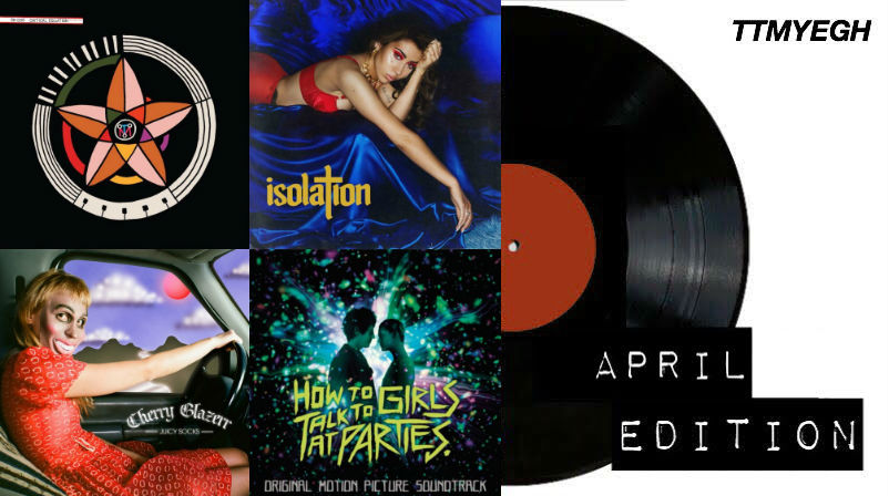 Things That Make Your Ears Go Hmm: April Edition