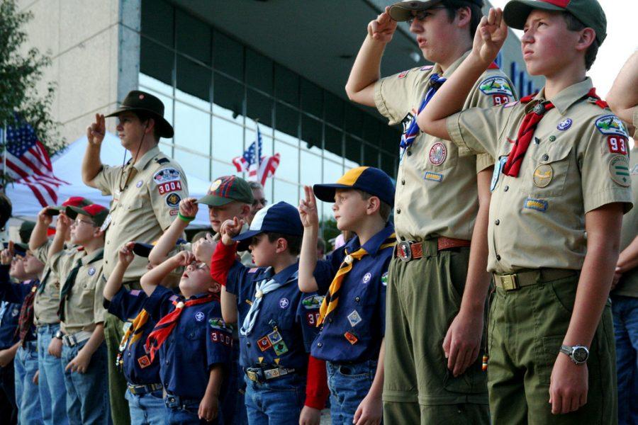 Boy...Scouts?