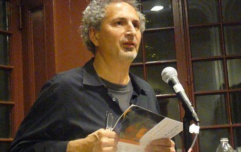 Pulitzer Prize-Winning Poet Peter Balakian Visits THS