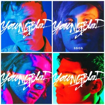 Youngblood Encomp Es Many Genres Including Rock Alternative New Wave And Pop The Band Which Is Comprised Of Luke Hemmings Lead Vocals Guitar