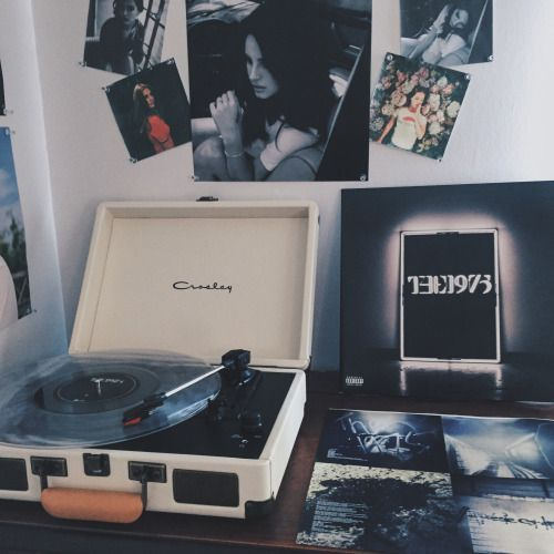 I Am Obsessed With My Record Player