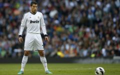 Ronaldo Finds the Net