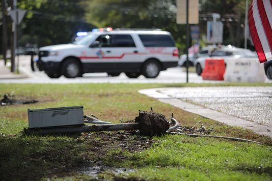 Fatal Car Crash at Camp Merritt Memorial