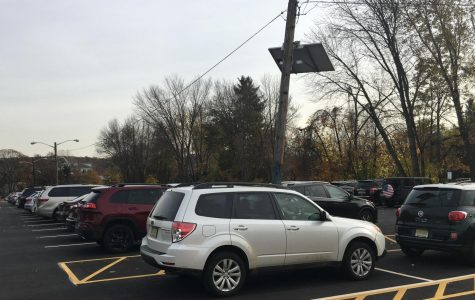 Invasion of Privacy or Protecting the Students? The Logistics of Cameras in the Senior Lot