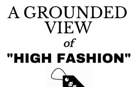 "A Grounded View of ""High Fashion"""