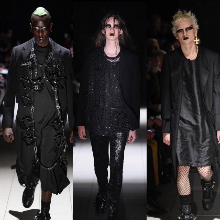 An Overview of Comme Des Garçons Homme Plus Fall 2019