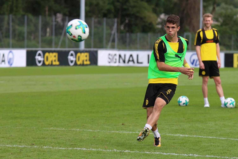 Pulisic at Dortmund