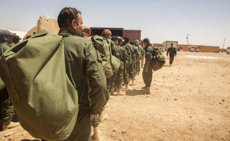 ISIS+Suicide+Attack+Occurs+Days+After+U.S.+Troops+Start+to+Remove+Equipment