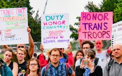 Breaking Down the Transgender Military Ban