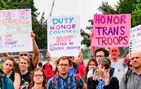 Breaking Down the Transgender Military Ban