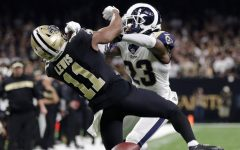Controversial No-Call Causes Uproar in New Orleans