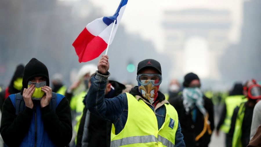 An Overview of the Yellow Vest Protests in France