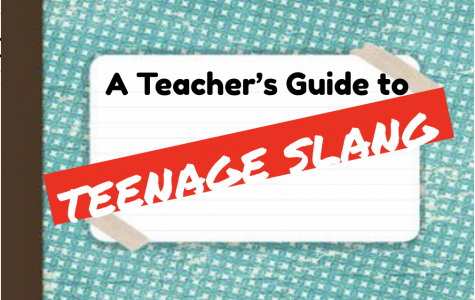 A Teacher's Guide to Teenage Slang
