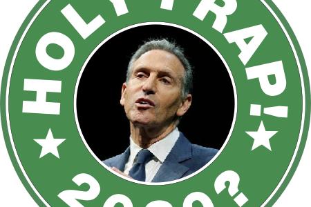 Holy Frap: Schultz 2020?