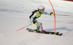 The Debut of the THS Ski Team