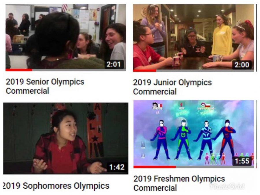 Commercial+Breaks%3A+The+40th+Annual+THS+Olympics+Class+Commercials