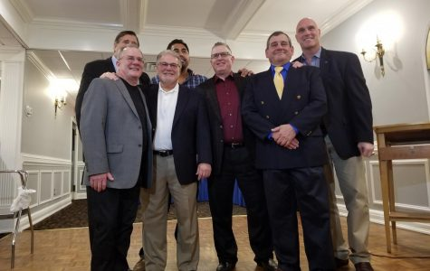 "Coach ""Sutty"" Sutera Inducted into Saddle Brook Wrestling Hall of Fame"