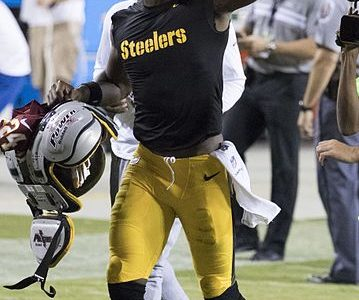 Antonio Brown's Nosedive:  From Respected to Despised