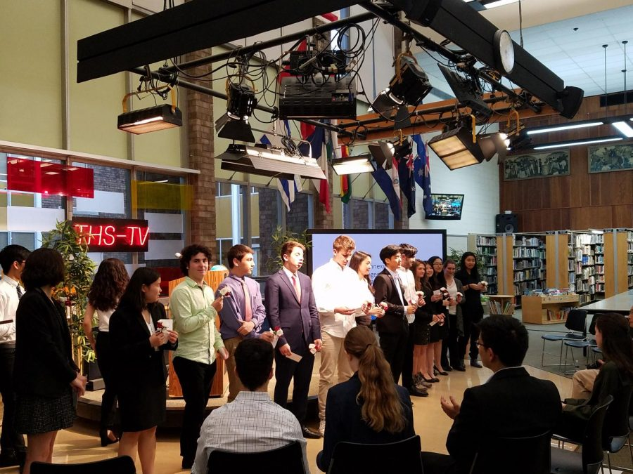 Science Research Students Present Projects at Symposium