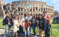 THS Takes Italy