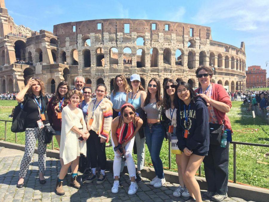 THS+Takes+Italy