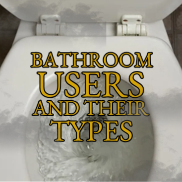 Types of Bathroom Users