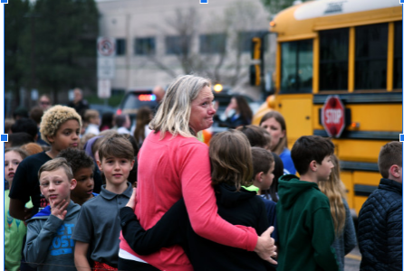 teachers and students at Highland Ranch paralyzed in fear after shooting credit to The Denver Post