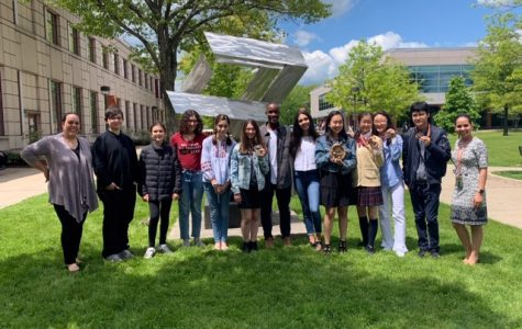 Tenafly Students Compete in Foreign Language Poetry Recitation Contest
